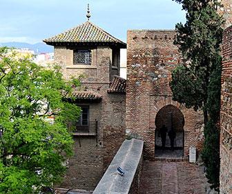 Alcazaba-de-Malaga