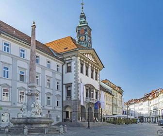 Ayuntamiento-Liubliana