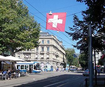 Bahnhofstrasse-bulevard