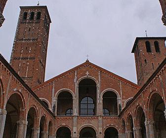Basílica-de-San-Ambrosio