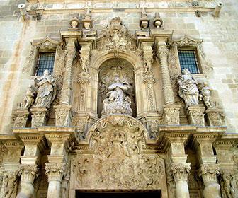 Basilica-de-Santa-Maria-de-Alicante