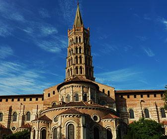 Basilique-Saint-Sernin-Toulouse