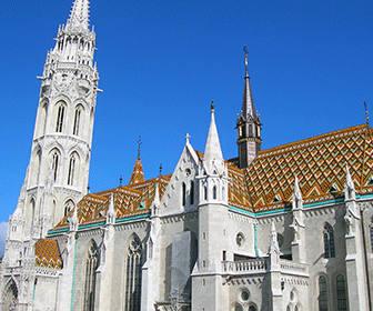 Budapest-Matthias-church