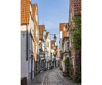 Calle-Bottcherstrasse-bremen