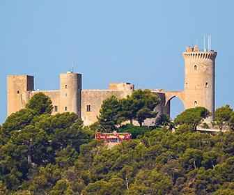 Castillo-de-Bellver-en-palma-de-Mallorca