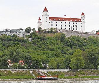 Castillo-de-Bratislava