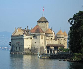 Castillo-de-Chillon-cerca-de-Ginebra