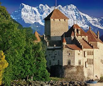 Castillo-de-Chillon