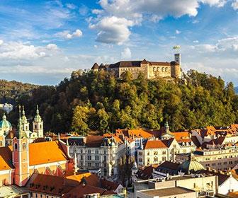 Castillo-de-Liubliana