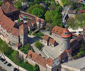 Castillo-de-Nuremberg