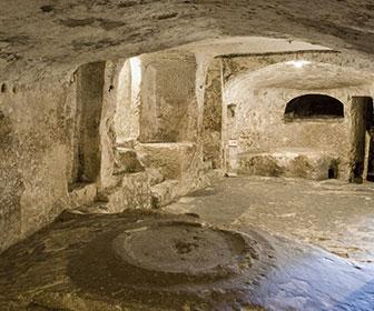 Catacumba-Malta