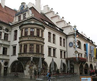 Cervecería-Hofbräuhaus