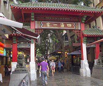 Chinatown-de-Sydney