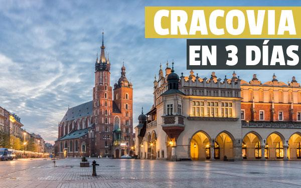 Cracovia-en-3-dias