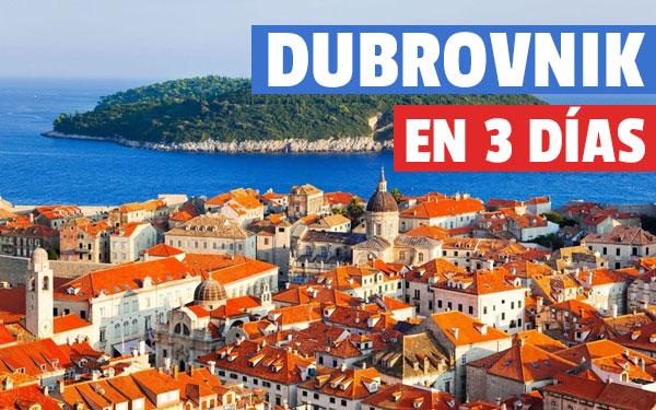 Dubrovnik-en-3-dias