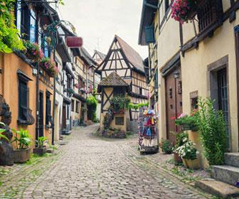 Eguisheim-alsacia