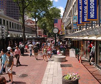 Faneuil-Hall-Marketplace-Boston