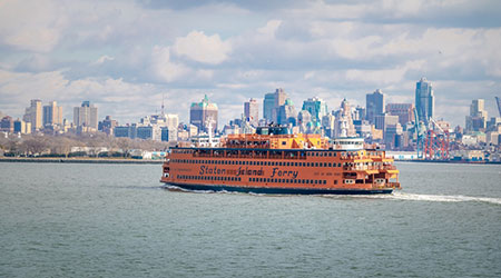 Ferry-de-Staten-Island