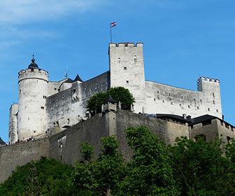 Fortaleza-de-Hohensalzburg
