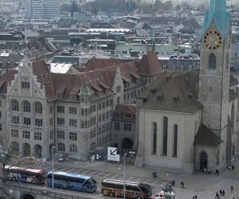 Fraumunster-kirche-zurich