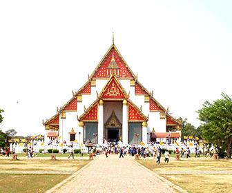 Gran-Palacio-de-Ayutthaya