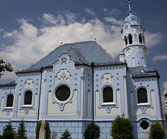 Iglesia-Azul