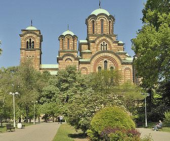 Iglesia-de-San-Marcos-en-Belgrado