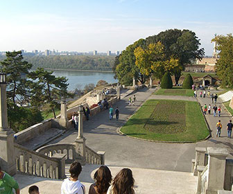 KalemegdanPark-Belgrado
