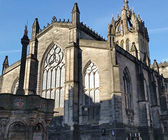 La-catedral-de-St-Giles