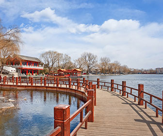 Lago-houhai