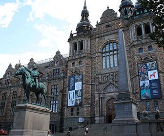 Le_Nordiska_Museet-Estocolmo