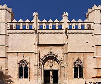 Lonja-de-Palma-de-Mallorca