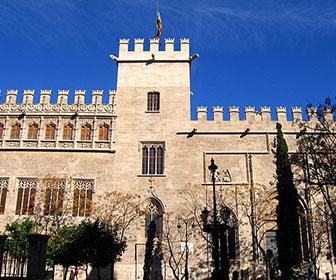 Lonja-de-la-seda-Valencia
