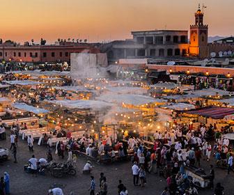 Marrakech-djemaa-el-fna-Plaza