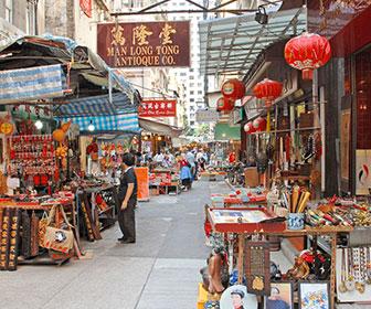 Mercado-de-Antiguedades-de-Hong-Kong