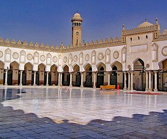Mezquita-Al-Azhar-el-Cairo