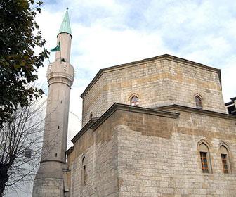 Mezquita-Bajrakli-Belgrado