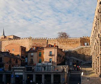 Muralla-de-Segovia