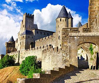 Murallas-de-Carcassonne