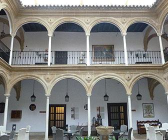 Palacio-del-Dean-Ortega-en-Ubeda