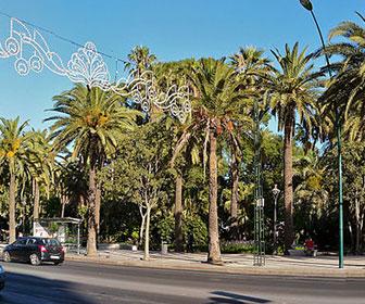 Paseo-Parque-Malaga
