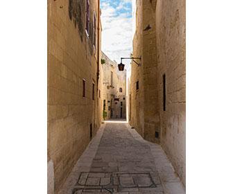 Paseo-casco-historico-Mdina