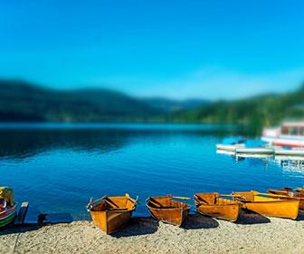 Paseo-en-barco-en-el-Lago-Titisee