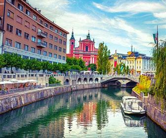 Paseo-por-el-Rio-Ljubljanica