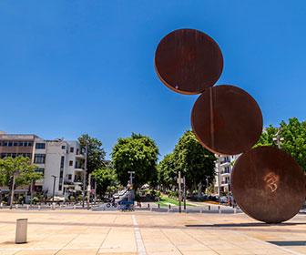 Plaza-Habima