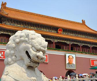 Plaza-de-Tian-anmen