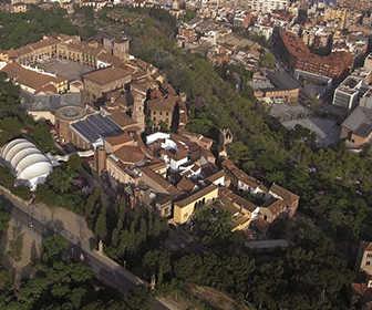 Poble-Espanyol-de-Montjuic