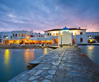Puerto-de-Mykonos