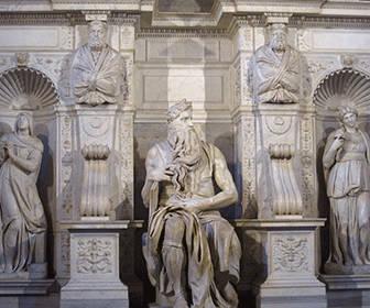 Roma-Moises-San-pietro-in-vincoli