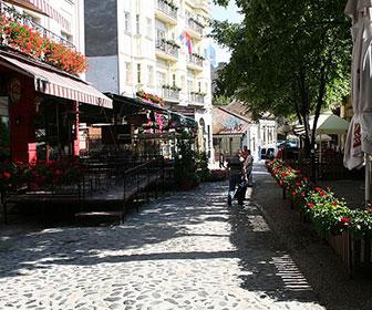 Skadarlija-Belgrado